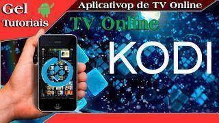 Aplicativo KODI. #3° Serie App de TV Online