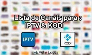 Listas IPTV Atualizada