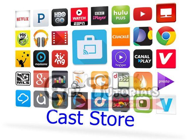 Como achar aplicativos e jogos compatíveis com o chromecast