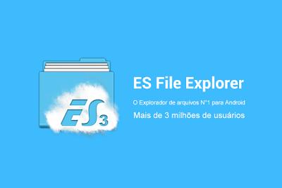 ES File Explorer File Manager Pro v4.2.4.1 Apk + Mod + ES Classic Theme APK – Atualizado
