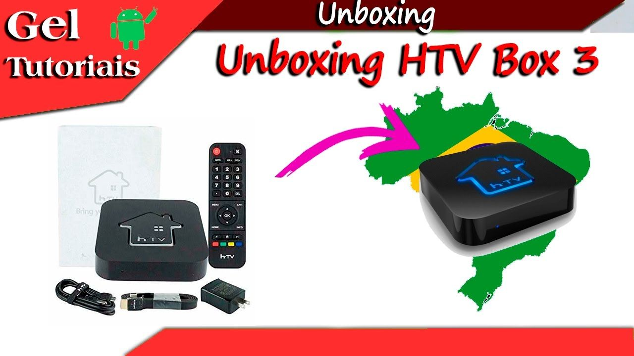 Unboxing HTV Box 3