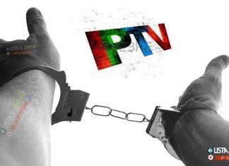 Serviço de IPTV Desmantelado e desligado pela polícia, operador é preso