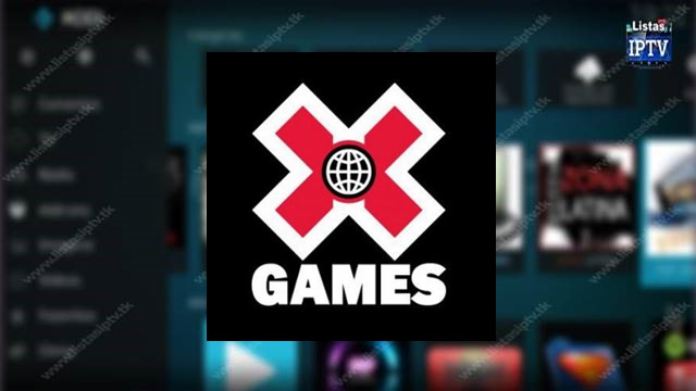 Add-on X Games– KODI