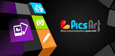 PicsArt Photo Studio v16.2.5 – Full Apk – Atualizado
