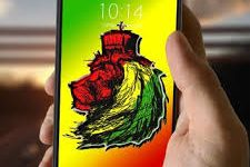 Rasta Wallpaper; papeis de parede de Rastafari