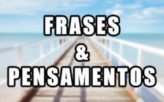 Aplicativo – Frases e Pensamentos do dia