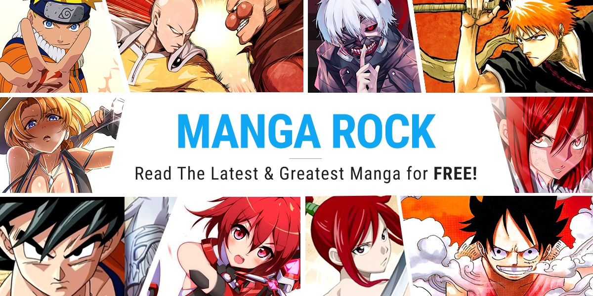 Manga Rock v3.4.3 [Completo] – Apk Download – Atualizado
