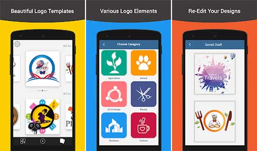 Logo Maker, Creator, Designer, Modern Design Logo PRO 4.0 Apk Android / Atualizado