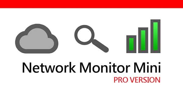 Network Monitor Mini Pro 1.0.221 Apk / Atualizado