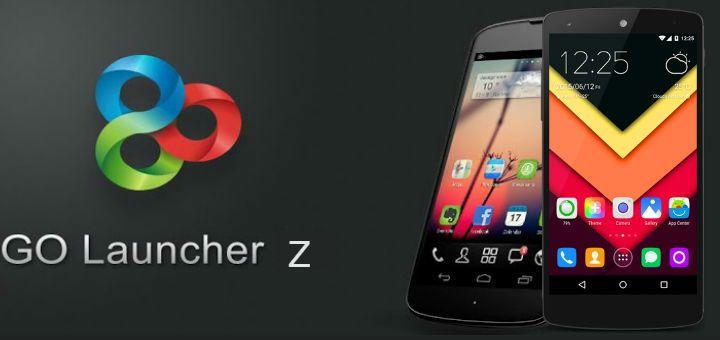 GO Launcher Z Prime VIP v3.17 – Apk para Android + Themes Pack / Atualizado