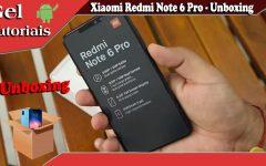 Xiaomi Redmi Note 6 Pro – Unboxing