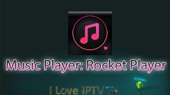 Music Player: Rocket Player v5.9.138 – APK Mod Grátis