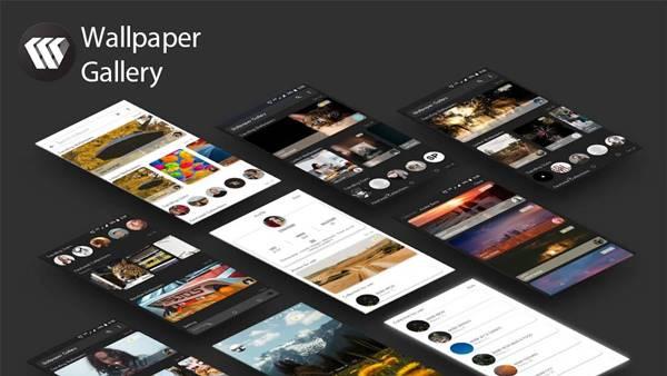 Wallpapers Gallery v1.10 – Wallpapers em HD & Planos de Fundo