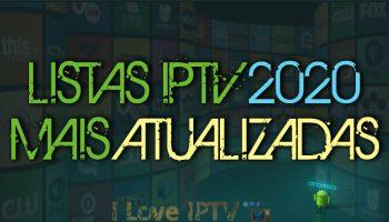 Lista IPTV 2020 Mais Atualizada